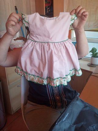 Vestido bebe sin estrenar