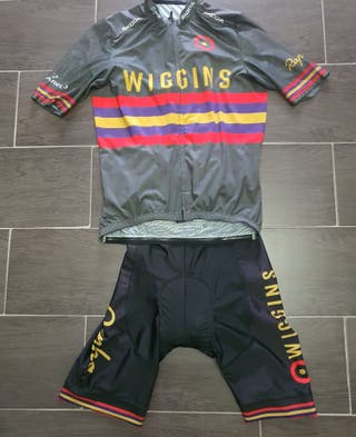 Conjunto Traje ciclismo Rapha wiggins L