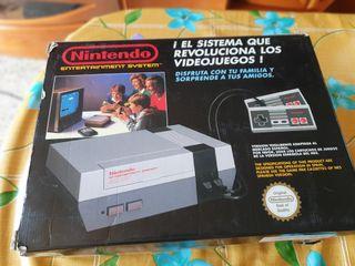 Consola Nintendo Entertainment System