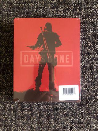 Days Gone edicion Steel book ps4 (precintado)