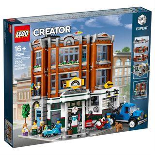 LEGO Creator Expert 10264 TALLER DE LA ESQUINA