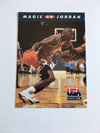 NBA Cromos Michael Jordan Skybox