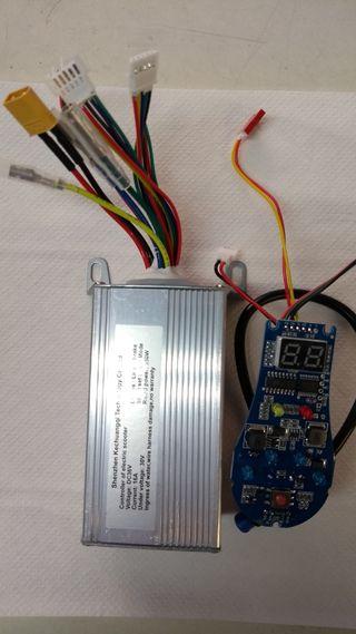 DISPLAY + CONTROLADOR PATINETE ELECTRICO