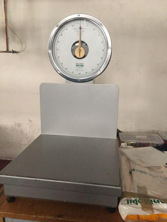 Báscula industrial 100 kg