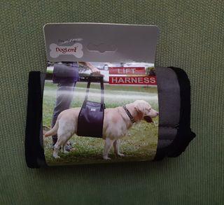 arnés para perros, sin uso
