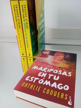 Trilogía Mariposas en tu estómago- Natalie Convers