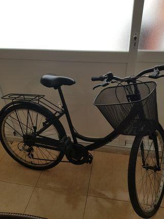 vendo bicicleta bici paseo