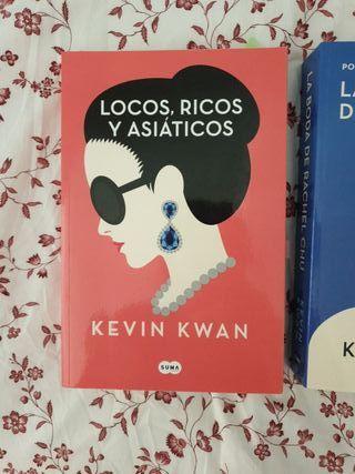 locos, ricos y asiáticos. primera y segunda parte