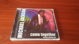CD Michael Jackson Come Together