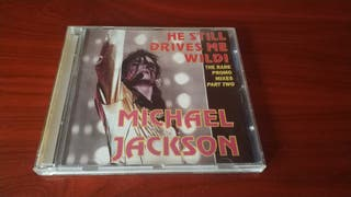 CD Michael Jackson He Still Drives Me Wild!