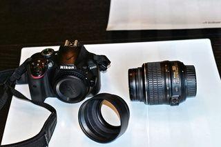 cámara Réflex Nikon D 3400