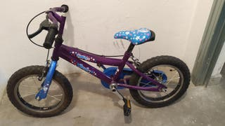 """Bicicleta infantil 14 """""""