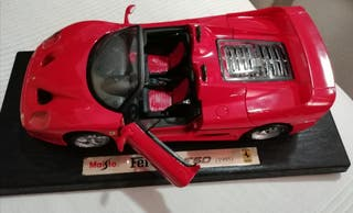 Maqueta Ferrari F50 1:18 Special Edition