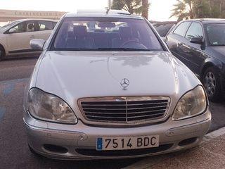Mercedes-Benz Clase S 2003 diesel
