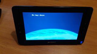 reproductor de peliculas y dvd con pantalla