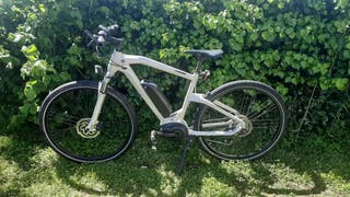 Bicicleta BMW Edrive