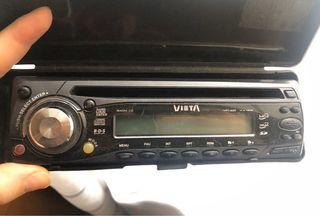 Radio para el coche Vieta