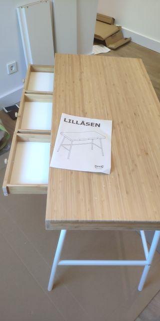 montadores de muebles estores soportes mesas Ikea