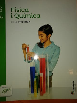 Física i Química 4 eso