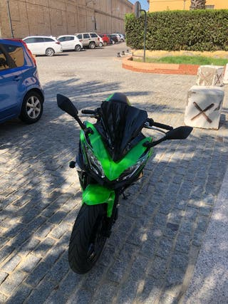 Kawasaki ninja 650 KRT 2017