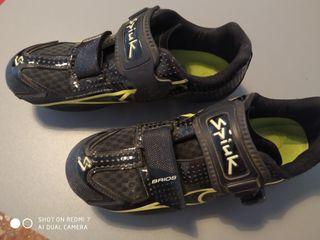 zapatillas ciclismo mtb (calas)