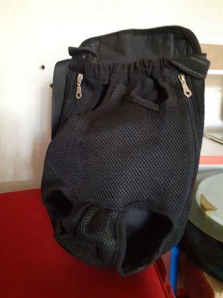 mochila para perros ,perros pequeños, de hasta 5k