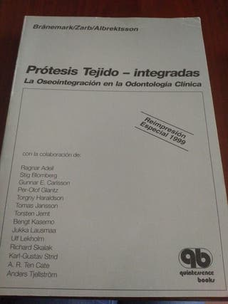 Prótesis tejido-integradas. 1999