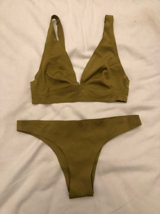 Bikini oysho sin costuras
