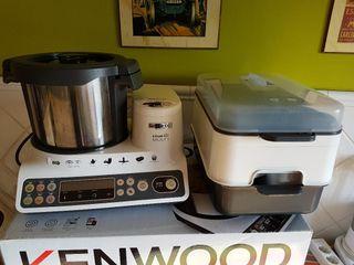 Robot de cocina Kenwood ICook multi