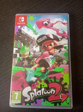 SPLATOON Nintendo Switch