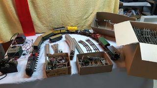 Tren Paya coleccionismo