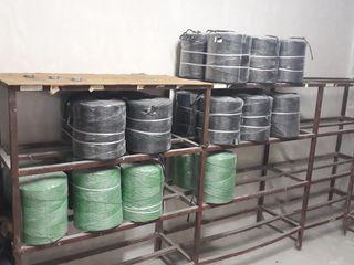 Cuerda de rafia en bobinas kilo
