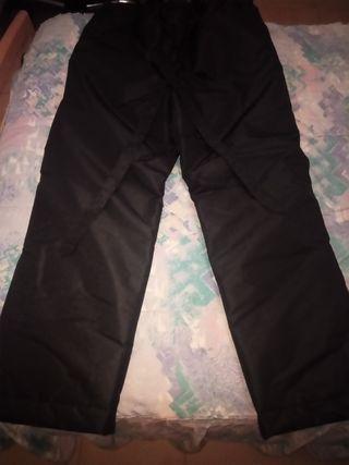 Pantalones isotérmicos