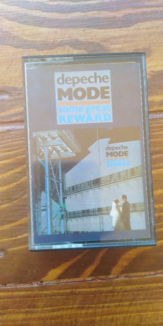 Cinta Depeche Mode