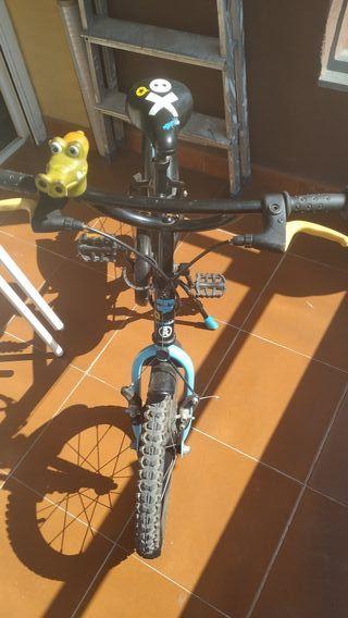 bicicleta niño 4-6años