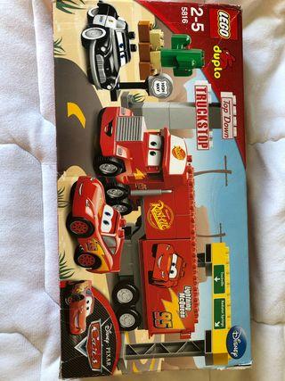 Lego duplo Disney Pixar Cars