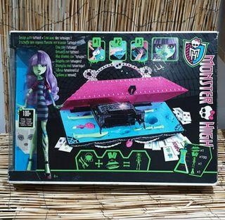 juguete nuevo precintado monster high cámara creac