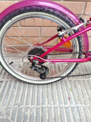 bicicleta niña de 6 a 12 años