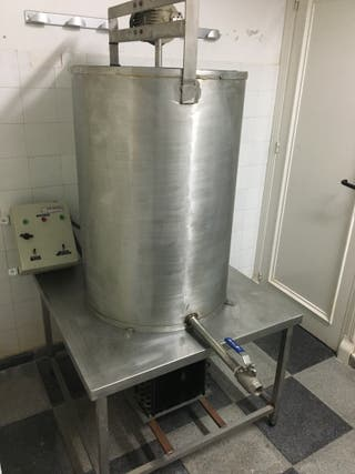 mezcladora amasadora batidora helado industrial