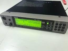 Sintetizador VL70-m yamaha Mód de sonido acústisco
