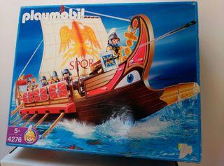 Playmobil: barco de los romanos