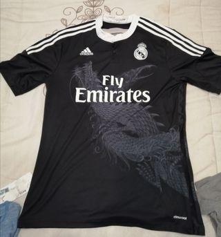 camiseta real Madrid dragon