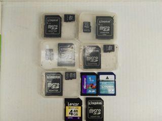 Tarjetas SD-micro SD