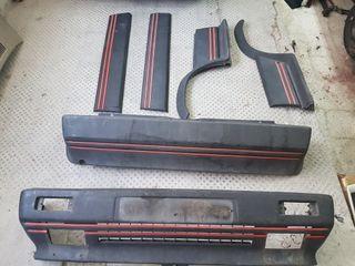 Kit molduras y paragolpes Seat Ibiza SXI