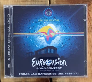 Cd Eurovision 2006 Atenas