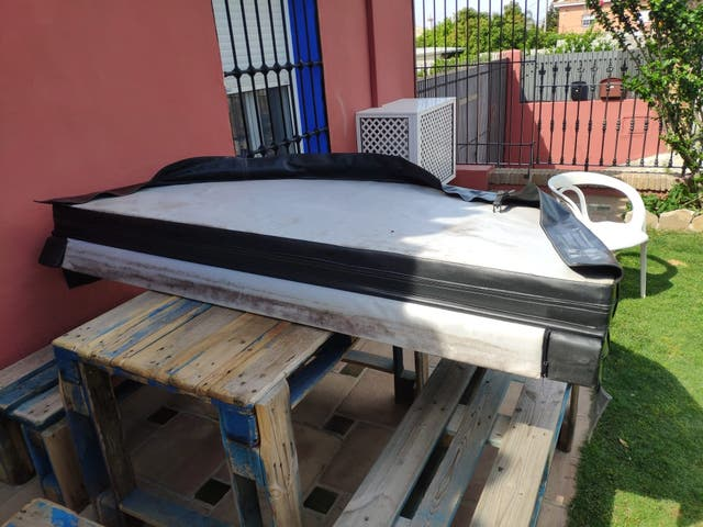 Tapa Jacuzzi/ Spa Cover