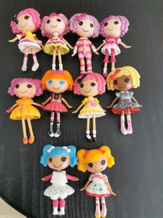 coleccion muñequitas LOLY POP