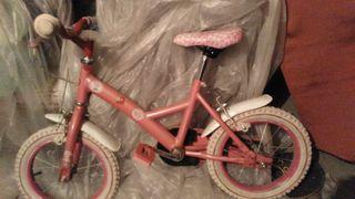 bicicleta niña de 3 a 6 años