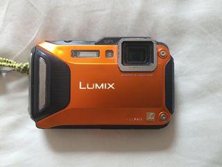 Camara acuatica Panasonic Lumix DMC-FT5