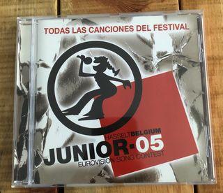 Cd Eurovision Junior 2005